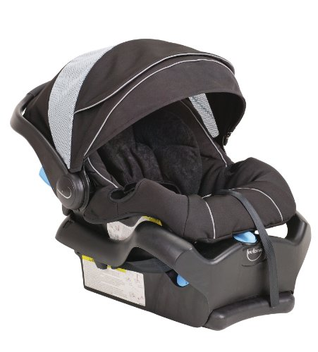 Teutonia T-Tario 35 Infant Car Seat, Carbon Black