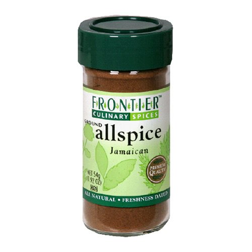 Frontier Allspice, Ground, 1.92-Ounce Bottle