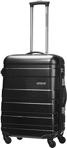 american-tourister-pasadena-spinner-equipaje-de-cabina-negro-dorado-m-67cm-65l