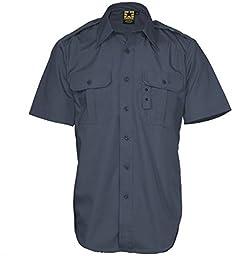 Propper Short Sleeve Tactical Shirt, 3XL, Dark