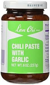 Lan Chi Chili Paste with Garlic