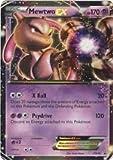 Pokemon Black and White Mewtwo EX Promo Card BW45 [Toy]