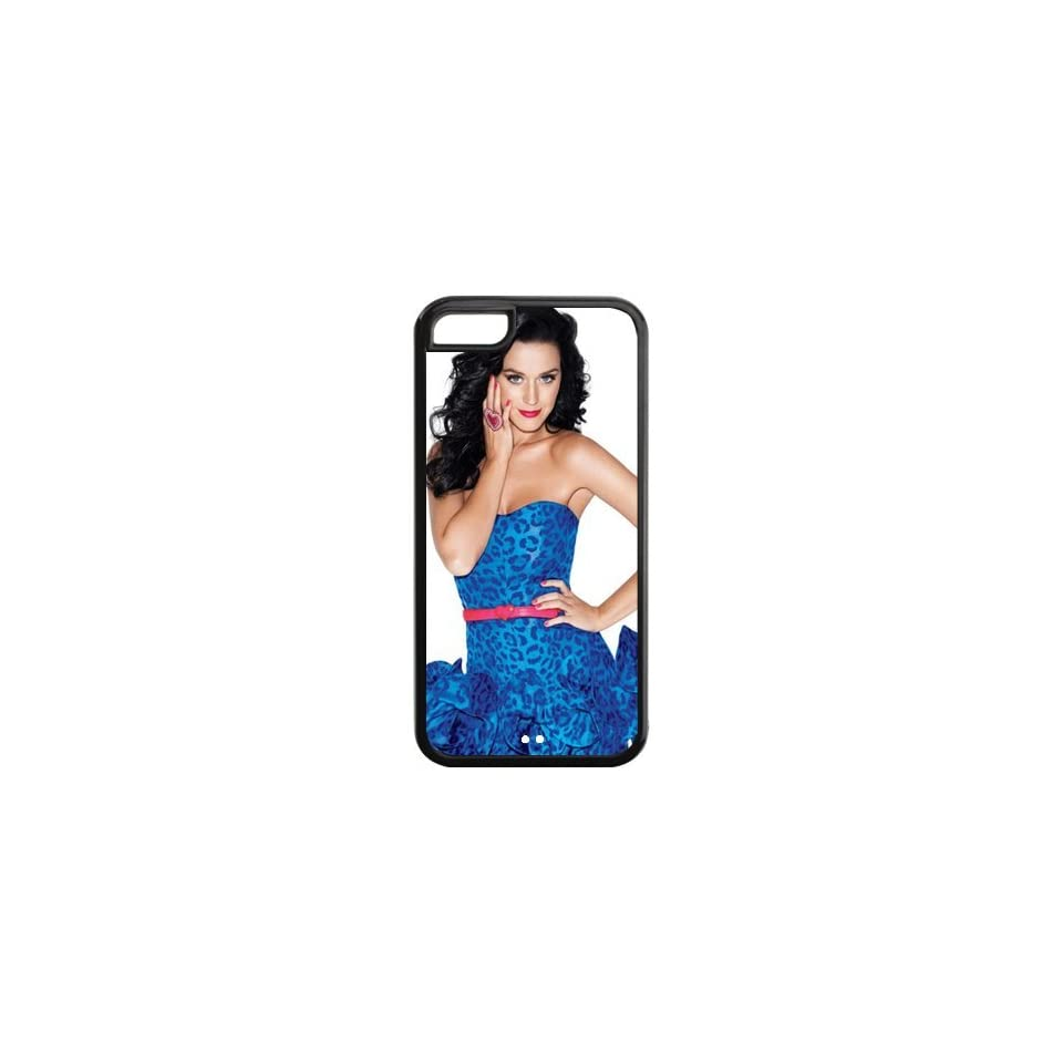 Hot Music Singer Sexy Katy Perry TPU Case Back Cover For