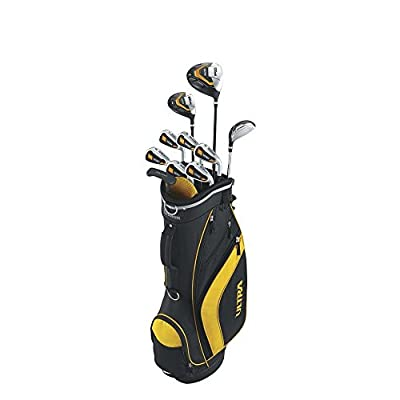 Wilson Men's 2015 Ultra Complete Package Golf Set, Standard