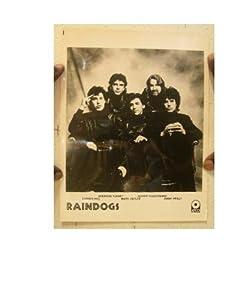 Raindogs Press Kit And Photo Border Drive-In Theatre The Stiff Little Fingers