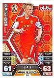 Match Attax 2013/2014 - Southampton F.C- #244 James Ward-Prowse Base Card