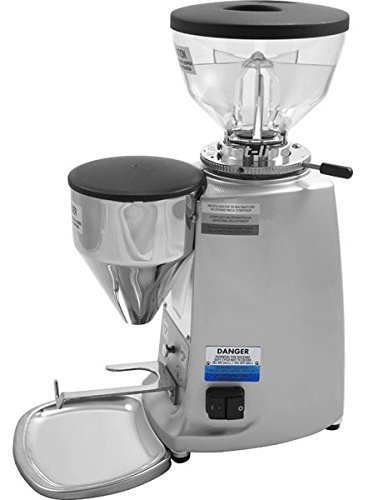Mazzer Mini Electronic Type B Grinder - Silver