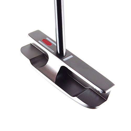 """New SeeMore Corona Del Mar FGP Blade Milled Putter 34"""" RH"""
