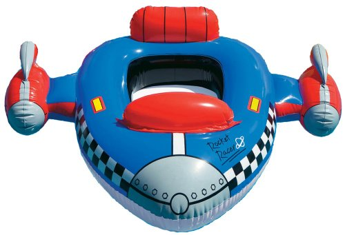 Inflatable Pool Cruisers Rocket - 1