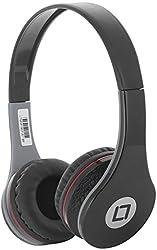 Live Tech HP 18 Headphone With Mic (Black)