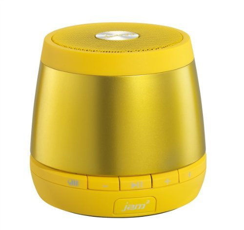 Hmdx Jam Plus Portable Speaker (Yellow) One-Pack Color: (One-Pack) Yellow