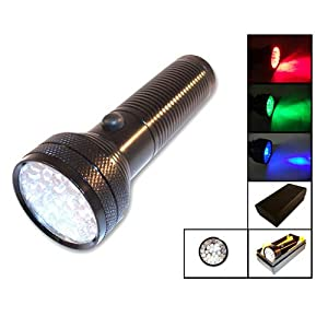28 LED Multi-color Flashlight in Gift Box (AF6001)