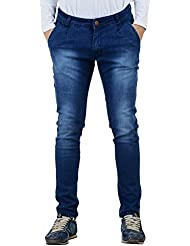 Dee Cee Light Blue Slim Fit Jeans For Men's