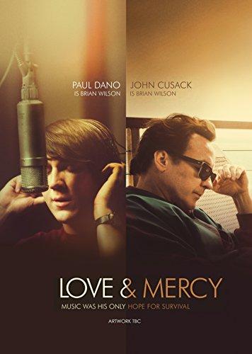 Love & Mercy [DVD] [2015]