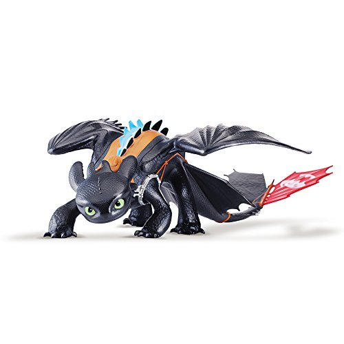 "Dreamworks How To Train Your Dragon 2 - 23"" Mega Toothless Alpha Edition front-821575"