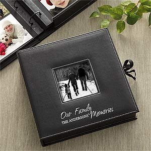 Personalized Photo Albums - Family Memories