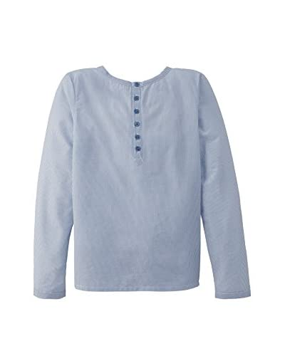 CdeC Camiseta Manga Larga Azul Ártico