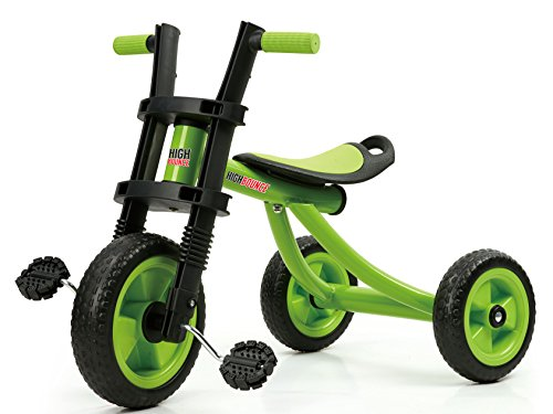 Buy Discount High Bounce Extra Tall Tricycle Ages 3-6 (Green)