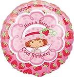 "18"" Strawberry Shortcake Berry Cool Birthday"