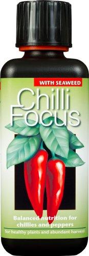 Growth Technology GTCF300 300ml Chilli Focus Premium Liquid Concentrated Fertiliser
