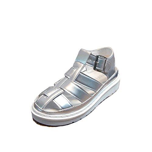 Ete plat avec creux Sandals/Gâteau chaussures