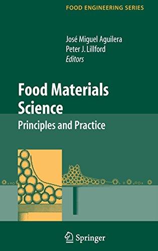Food Materials Science: Principles And Practice (Food Engineering Series)