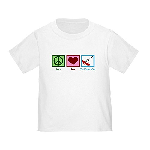 CafePress Pretty Wizard of Oz Toddler T-Shirt