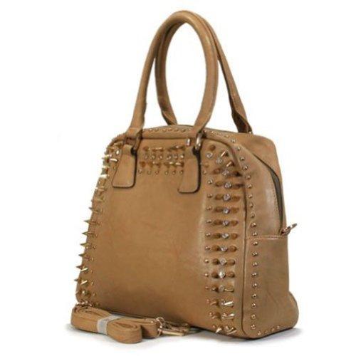 MyLux Handbag 160029 khaki - 1