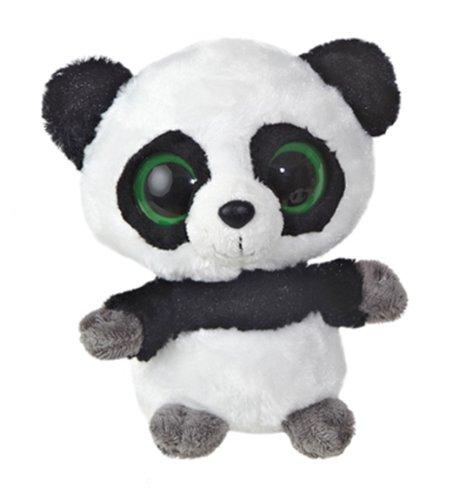 """Aurora World YooHoo Ring Ring Panda 5"""" Plush"""