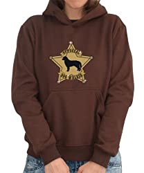 OFFICIAL Bernese Mountain Dog WALKER Womens Hoodie