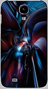 Timpax protective Armor Hard Bumper Back Case Cover. Multicolor printed on 3 Dimensional case with latest & finest graphic design art. Compatible with only Samsung I9500 Galaxy S4. Design No :TDZ-20075