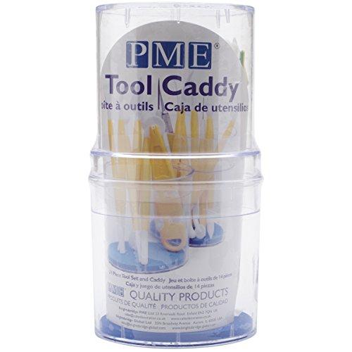 Knights Bridge Global Local PME Tool Caddy, Set of 14