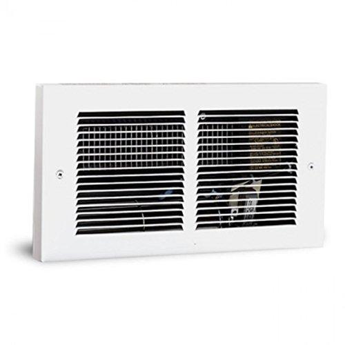 Cadet Register Wall Heater Manual Reset 240 V White 12