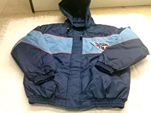 New! Tennessee Titans Jacket Size Medium by Jeff Hamilton