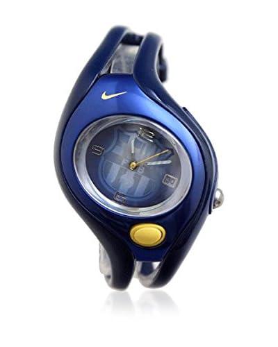 Nike Reloj de cuarzo Kids WD0085431 Azul 39.0 mm