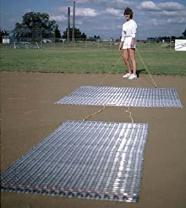 Buy Steel 3 ft W x 6 ft L Mesh Drag Mat by Stackhouse