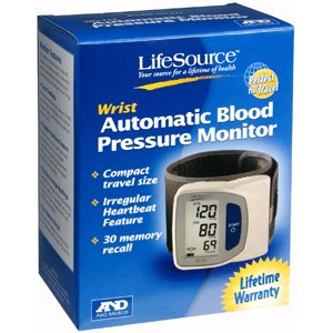 Cheap A&D Blood Pressure Meter UB-512 WRIST MINI (B001V9FP8Q)