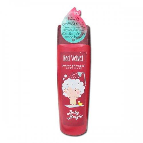 Karmart Amino Shampoo Baby Bright Red Velvet 200Ml front-502542