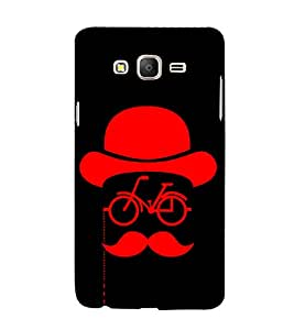 Father's Day Special 3D Hard Polycarbonate Designer Back Case Cover for Samsung Galaxy On5 Pro :: Samsung Galaxy ON 5 Pro