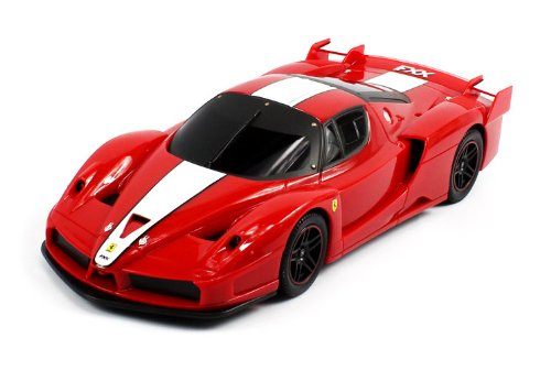 Review Licensed Ferrari FXX Electric RC Car 1:20 RTR  Review