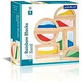 Guidecraft Rainbow Blocks - Sand G3014