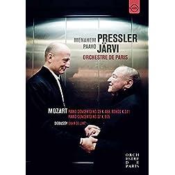 Menahem Pressler - Paavo Järvi - Orchestre de Paris