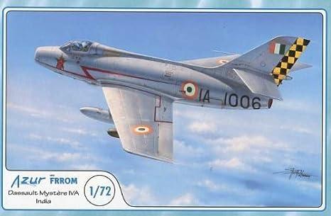 Dassault Mystere IVA (India), 3 decals: IA 936, IA 1006, IA 1017