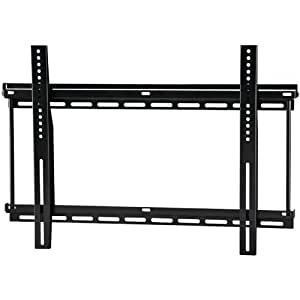 OmniMount OC175F Fixed TV Mount for 37-90 Inch TVs - Black