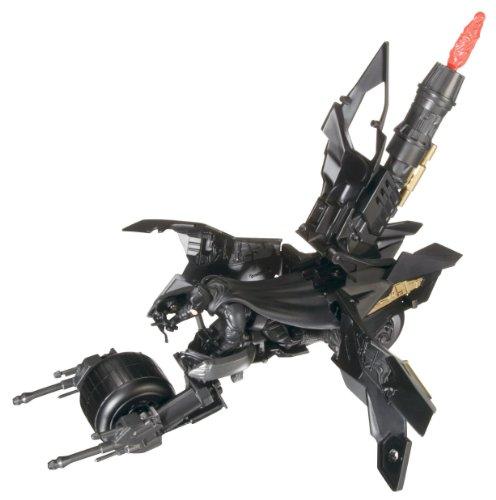 バットマン クイックテック アタック アーマー バットポッド (W7219)