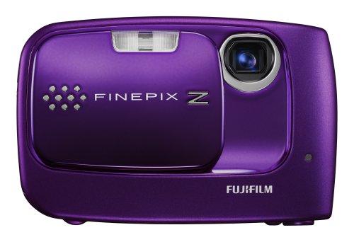 Fujifilm FinePix Z30 10 MP Digital Camera (Violet)