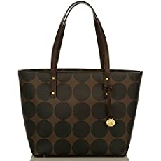 Avenue Tote<br>Brown Barcelona