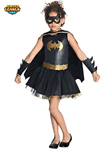 Justice League Child's Batgirl Tutu Dress