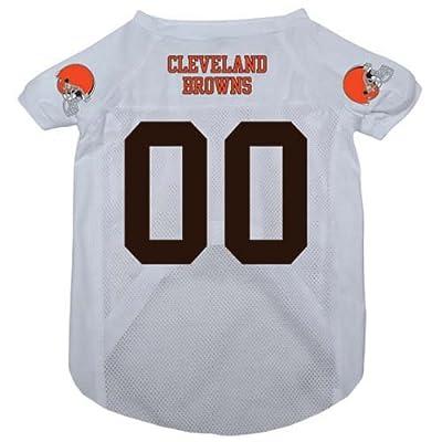 Hunter MFG Cleveland Browns Dog Jersey, Large