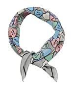 MOSCHINO CHEAP AND CHIC Pañuelo (Gris / Multicolor)